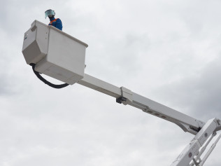 bucket truck services danbury ct
